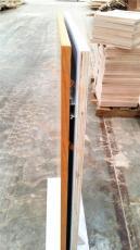 木饰板饰面板干挂点挂专用铝合金挂条