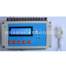 車間機房總線聯網溫濕度控制器