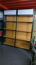 惠州超市架钢木结合超市架订做
