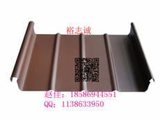 供应贵阳铝镁锰板直边锁边系列yzc65430