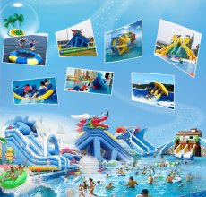 浙江水上乐园大型移动水上乐园价格图片