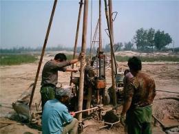 海南岛周边专业空压机打深水井100至1200米