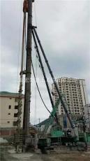 旋挖钻机打钻孔灌注桩旋挖桩等桩基工程