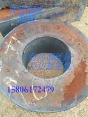 威海沙钢Q235E普中板切割圆环打孔销售公司
