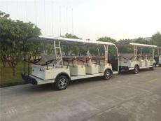 撫州觀光車十一人座景區旅游觀光車