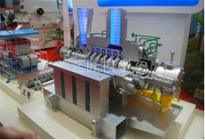 工业动态模型设计制作专业工业沙盘厂家