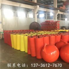 柏泰高强度塑料拦污排浮筒设施
