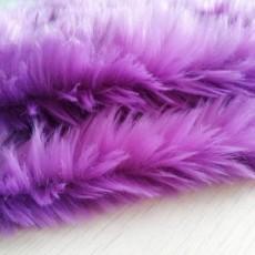 厂家直销长毛绒布仿皮草服装玩具绒布面料
