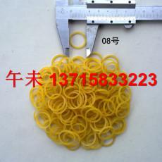 08號直徑內徑17或18至外徑19或20毫米cmm厘米橡皮筋o型圈小皮圈