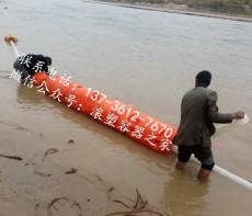 湖州抽砂管道浮筒10寸塑料浮體