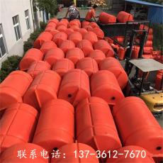 研发大距离管式拦污排一体式浮筒