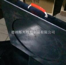 吊车支腿垫板 垫块超高分子聚乙烯垫板