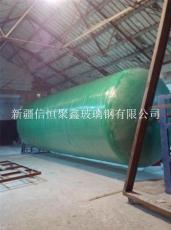 新疆玻璃钢化粪池工作原理