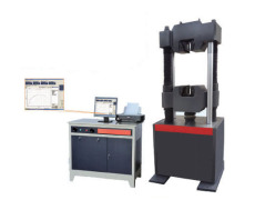 高錳鋼鑄件材料萬能拉伸試驗機600KN