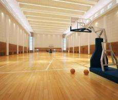 塑胶篮球场翻新