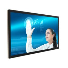 55寸网络版液晶广告机联网应用