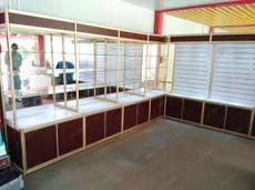 广西南宁精品展示柜玻璃展示柜定做