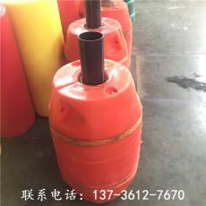 赣州清淤夹管塑料浮筒生产厂家