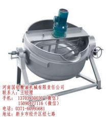 蒸汽式大型行星搅拌夹层锅生产厂家