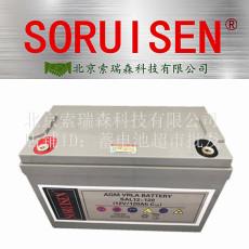 美国索瑞森蓄电池-SAL12-65铅酸蓄电池销售
