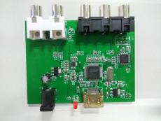 VGAYPbPr轉HDMI轉換器方案MS9282方案套片