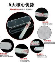 創意滴膠美甲工具韓國納米玻璃指甲銼修甲搓