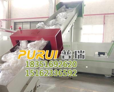 PURUI再生塑料机械设备故意原因及解决