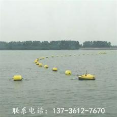 核电站闸口垃圾塑料拦污浮筒设计