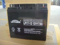 LOTPOWER乐珀尔蓄电池LP7-12 12V7AH现货