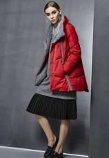 摩多伽格冬季成熟知性品牌折扣羽絨服批發