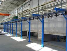 德州喷漆及喷塑流水线厂家直销优化设计