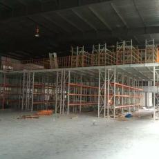 供应重庆钢制平台和阁楼货架