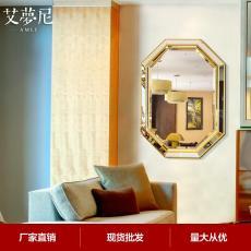 艾梦尼厂家直销新古典镜装饰镜玄关镜化妆镜