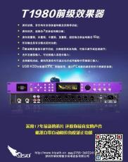 T1980卡拉OK影K处理器