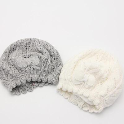 寧波景余針織帽子圍巾手套工廠針織貝雷帽