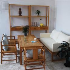 宜宾中式茶楼家具宜宾客栈家具民宿客栈家具
