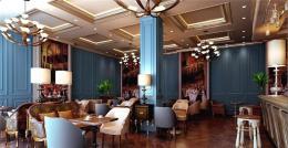 松山湖咖啡厅酒吧装修