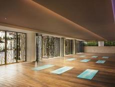 横沥瑜伽馆装修免费设计免费量房