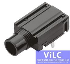 6.35耳機咪插座pj-601/音視頻插座