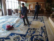 鲁谷地毯清洗石景山专业清洗地毯公司