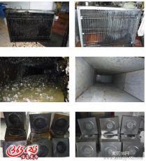上海闵行区酒店油烟管道清洗净化器鼓风机清