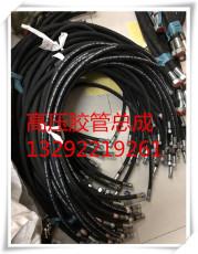 河北鉆機高壓膠管廠家直銷鉆機膠管型號