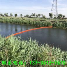 发电厂悬浮式拦污漂取水口浮子装置