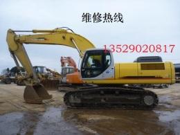 广西南宁挖掘机维修上门检测