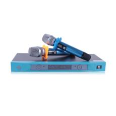 行业首创5S数字对频自动静音KTV无线话筒