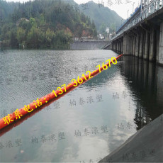水上拦污环保浮体柏泰制造