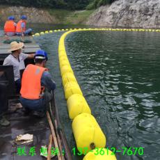 沿岸隔离航道拦污排拦漂浮物型号