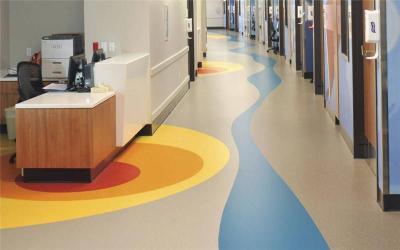 专业幼儿园用地胶 专业幼儿园用塑胶地胶