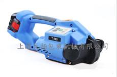 T200手提式打包机 光伏专用电动打包机