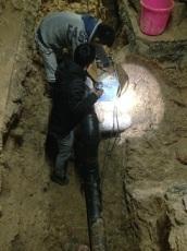 家庭自来水管道漏水检测